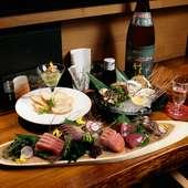 四季折々の味に出合える、料理とともに楽しみたい名酒