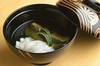 コースで堪能。和食の基本「出汁」を味わう『季節のお椀』