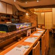 美味しい鮨を始め、人気の一品やコース限定の品を楽しめるコースを5000円~ご用意。2名様からご利用頂けます。 お気軽にお問い合わせ、ご予約下さい。