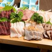 メガ肉盛り7種