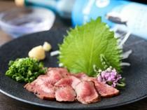 旨い日本酒とおいしい牛たんを合わせる幸せ