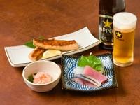 お酒がどんどん進む。新潟県村上の名物料理を集めた『晩酌セット(村上)』