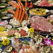 家族や友人との食事会、接待や各種宴会など、多彩に活躍する一軒