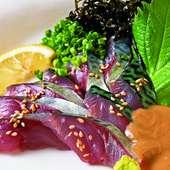 素材のうま味をそのままに楽しめる『博多名物 胡麻鯖』