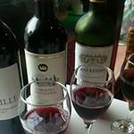 ワインマリアージュセット お料理に合わせたグラスワイン5種