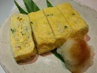 「鮪のつんつん和え」と同様に静岡 田尻屋の山葵漬けを使用。豆腐と山葵漬けの相性抜群です。日本酒の御つまみにお薦め!