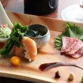 耐熱シートで包み蒸し上げる、趣向を凝らした一皿『特選黒毛和牛の包み煮 すき焼き風』