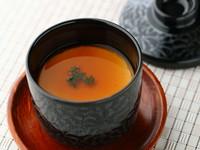 フォアグラを豪華に使った「欧風茶碗蒸し」こと『フォアグラのフラン』