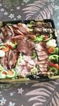 肉汁溢れる炙り上タン、サーロイン、某割烹料理店ご用達ハネシタ、濃厚赤身のローストビーフ、アンガス牛の串ステーキ(2~3名)