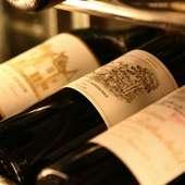 銘醸ワインを愉しむ至極の焼肉店