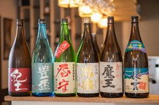 季節のお料理7品にエビスビールに銘柄日本酒、焼酎まで楽しめる2時間飲み放題付きなお得なコース