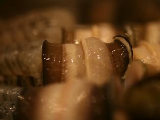 ふっくらした『穴子』の天ぷら