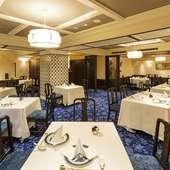 大切な方を招いての会食にふさわしい、雰囲気と料理、サービス