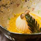 だしの旨味と香り、素材の良さを活かしたひと品『野菜の煮物』
