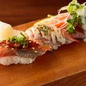 美味しい寿司と季節の和食を家族みんなで楽しめる!