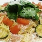 イタリア料理店で修業を積んだオーナーが手掛ける『本日のパスタ』