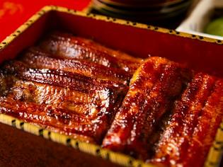 鰻、タレ、ご飯の三位一体を堪能する『うなぎ重箱 さくら』