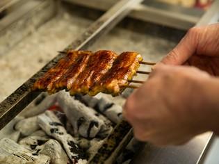 「おいしい」を最大限に味わってもらうために厳選した「鰻」