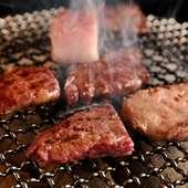 店主は肉のプロフェッショナル!仕入れにベテランの目利きが光る