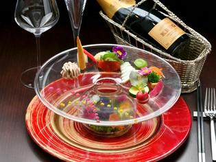 浜松の自然の恵み、四季をふんだんに感じる美しい食材