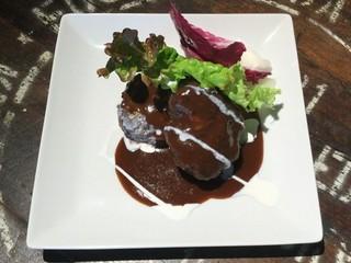 【真空パック】アトリの煮込みハンバーグ