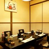鳥取ならではの美味しい料理に、県外からのゲストも大満足