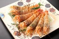 「幻のエビ」とも称される、鳥取ならではの冬の食材『モサエビ』