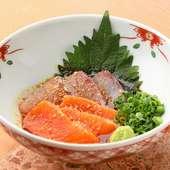 漁師の知恵から生まれた大分の郷土料理。特製ダレが決め手『りゅうきゅう』