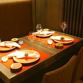 1日限定3組まで。ゲストのためのレストランをカスタマイズ