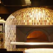 カリっとモチモチ食感、「はるゆたか」を使用したピザ生地