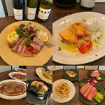 通常4000円→3580円(税抜)に☆ 夜限定新メニューです!フリードリンク付き
