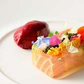1日1組限定、接待やご家族でのお食事にもおすすめの個室席