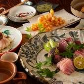 歓送迎会など 各種ご宴会コースもご用意しております。