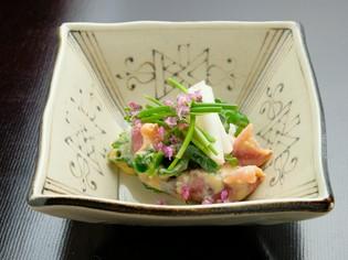 郷土料理の『てっぱい』は、京都のならではのおばんざい