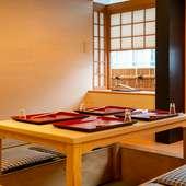 良き思い出になるよう、そっと寄り添ってくれる日本料理店