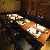 テーブル個室(最大10名様)