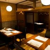 テーブル席(最大8名様) ※4名様用×4卓