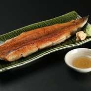 白焼き(一本鰻)