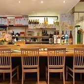 福井県の地酒を中心に、充実したラインナップ