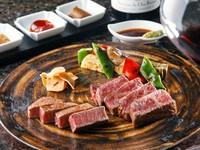 芳醇な肉の旨みを堪能できる『島根和牛ロース・厳選黒毛和牛フィレの食べ比べ』