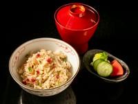 石川県産こだわりのお米を使用