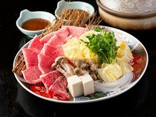 とろけるような柔らかな食感と甘みがクセになる「和牛肉」