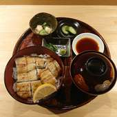 鰻の旨みの新感覚! もっちりした食感の『鰻湯引き』