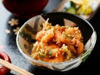 自家製ダレが美味しさを引き立てる、〆にぴったりの『天丼』