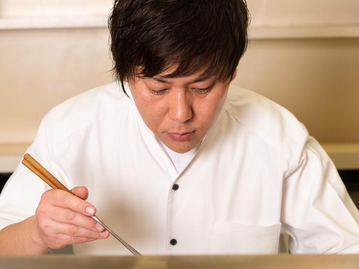京都で学んだおもてなしの精神。心を尽くすサービスを心がけ