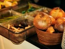 産地直送の新鮮な有機野菜