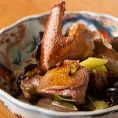 香ばしくて美味! 栄養も抜群の『広州産仔鳩の香り炒め』