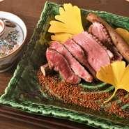 お昼からちょっと豪華にお食事を楽しみたい方のためのこだわり手打ち蕎麦付き和食コース