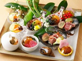 和食の真髄は、旬の食材の魅力を引き出す「だし」にあり