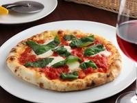 一番人気の『マルゲリータピザ』